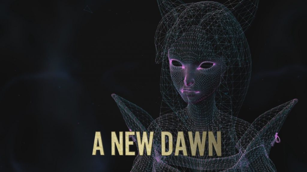 A New Dawn – Behind the Scenes