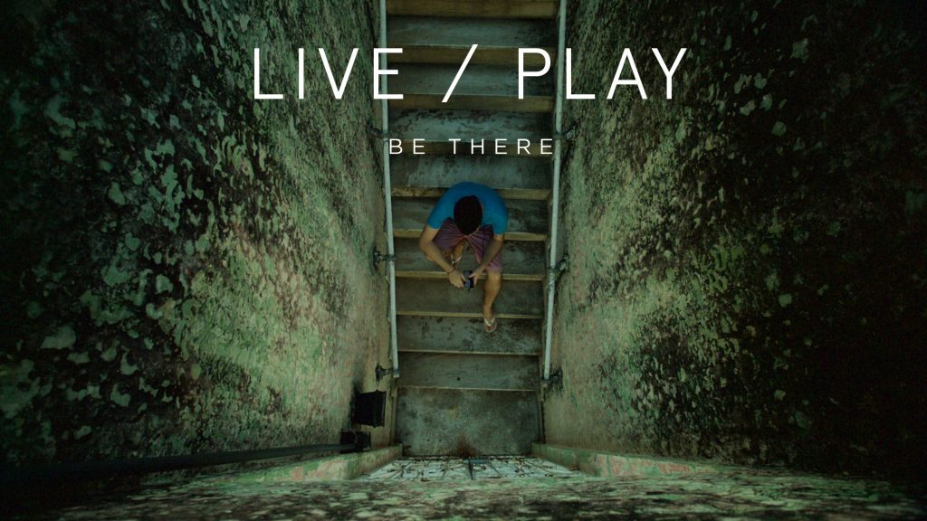 Live/Play – Episode 1: Be There