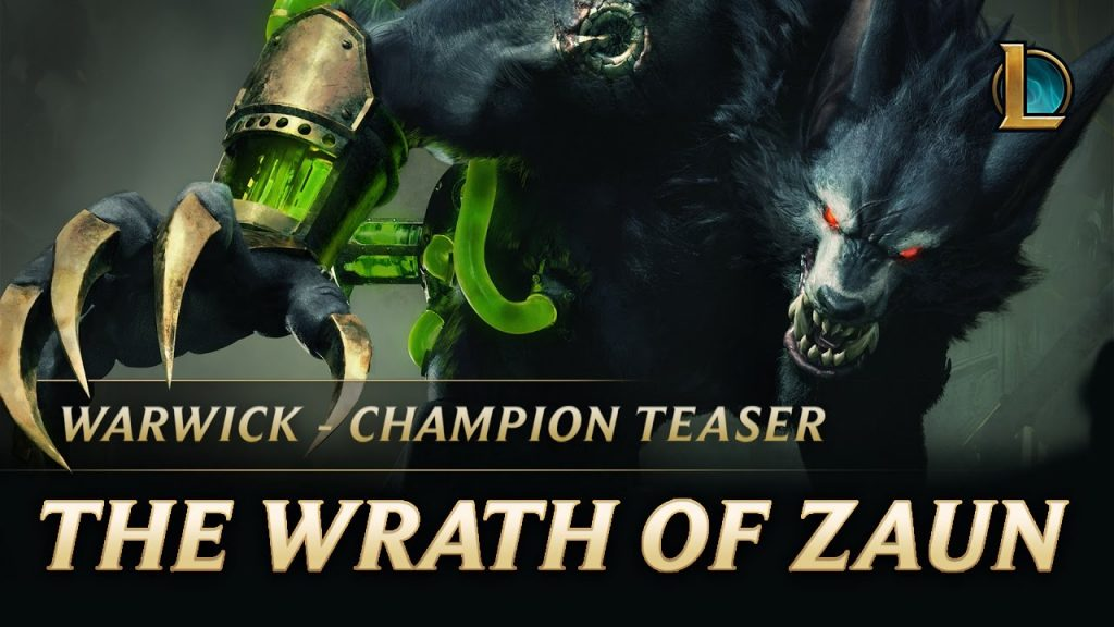 Warwick: The Wrath of Zaun