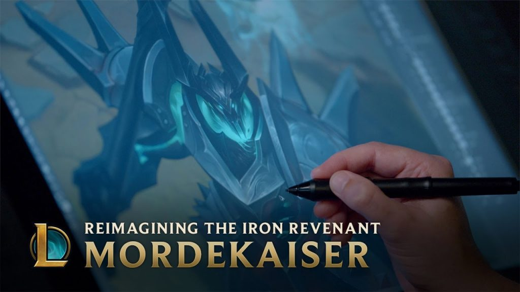 Mordekaiser: Reimagining the Iron Revenant
