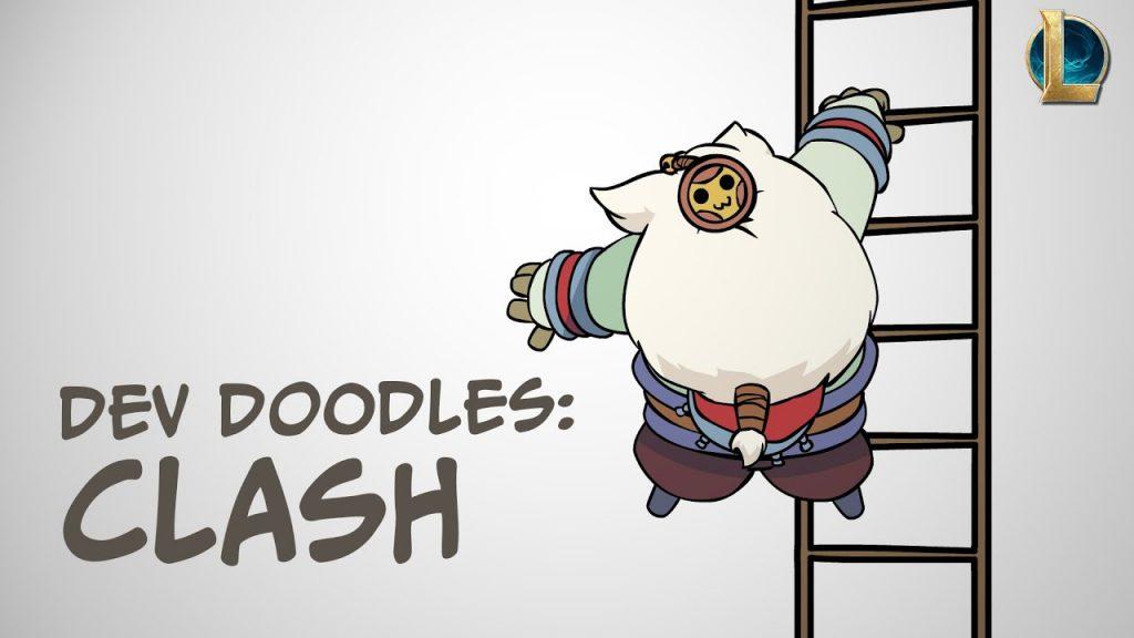 Dev Doodles: Clash
