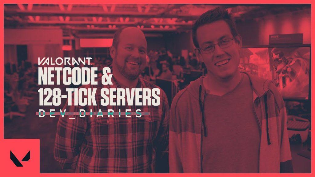 Netcode & 128-Servers // Dev Diaries – VALORANT