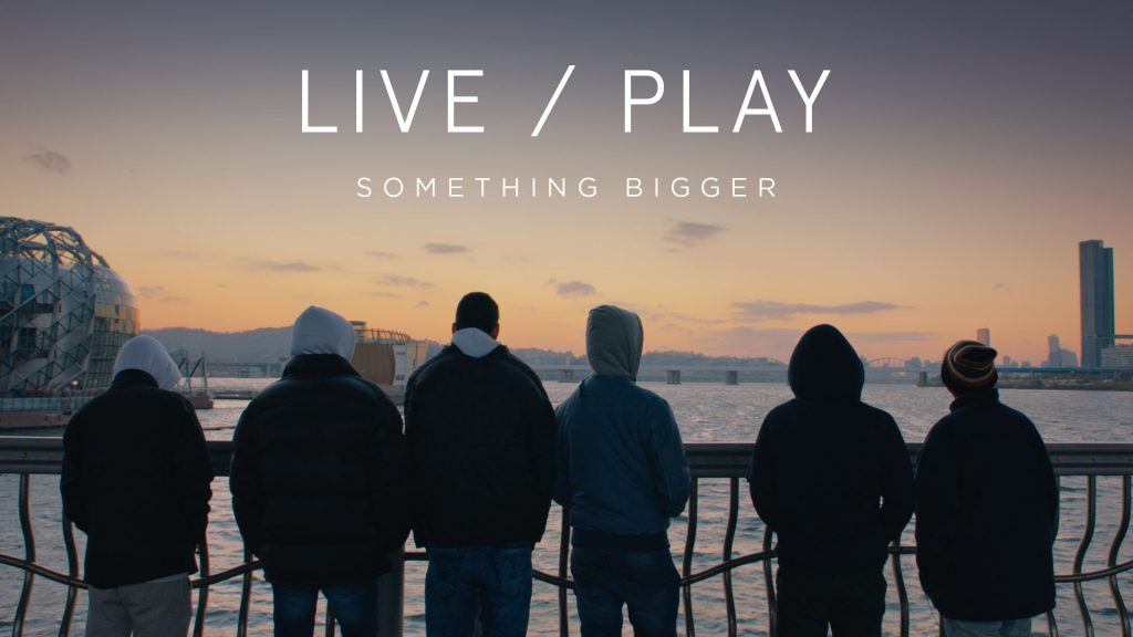 Live/Play – Episode 2: Something Bigger